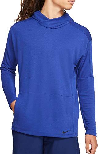[ナイキ] メンズ パーカー・スウェットシャツ Nike Men's Yoga Dri-FIT Pullover Hoodie [並行輸入品]