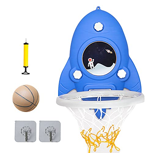 Taitan Mini baloncesto portátil aro conjunto altura ajustable sin perforación bola tablero pelota portería juguetes para niños