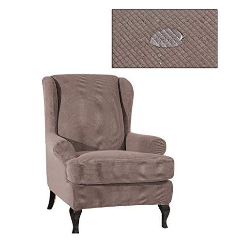 BAOFI Casa Moderna Camera da Letto all Inclusive divanetto, Sala da Pranzo Poltrona Elastica mobili Protettivo Lavabile Impermeabile, Fits Multiuso,D