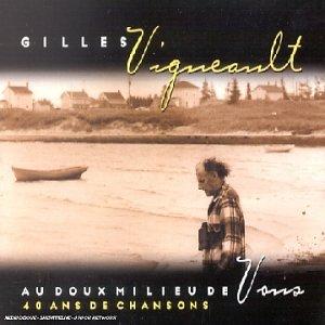 Les 40 ans de chansons du plus grand poète québecois