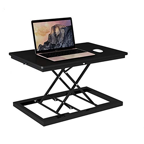 Escritorio de Pie Base regulable en altura for escritorio Sit soporte de sobremesa Estación de Trabajo Técnico for todas las estaciones y lugares de trabajo la situación del escritorio Mesas para Orde