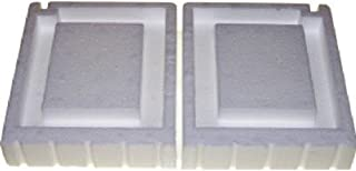 Construction Metals DVBP 6-1/2x7-3/4 Foam Plug