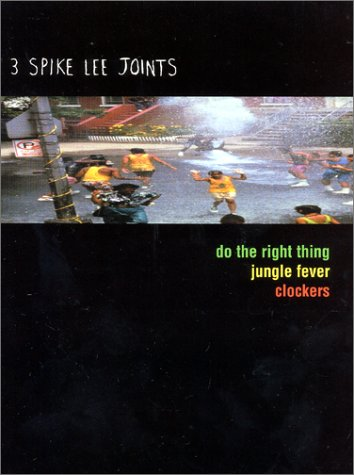 Coffret Spike Lee: Clockers / Do the Right Thing / Jungle Fever [3 DVDs]