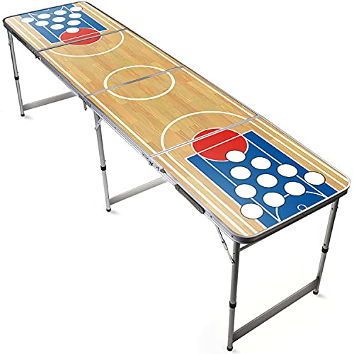 Mesa Oficial del Beer Pong   Baloncesto Tallas Oficiales   Impermeable y Resistente a rayones  Set...