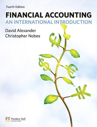 Image OfFinancial Accounting: An International Introduction