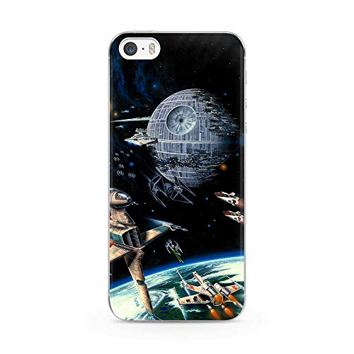 ERT GROUP Original Star Wars Handyhülle Star Wars 031 iPhone 5/5S/SE, Mehrfarbig