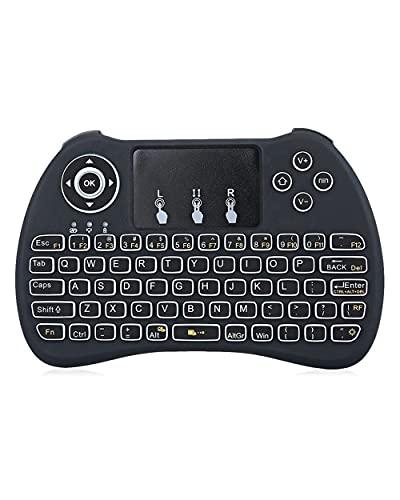 teclado para smart tv de la marca Vimi