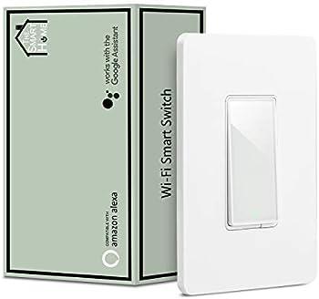 Martin Jerry 2.4G Wifi Smart Switch Works with Alexa