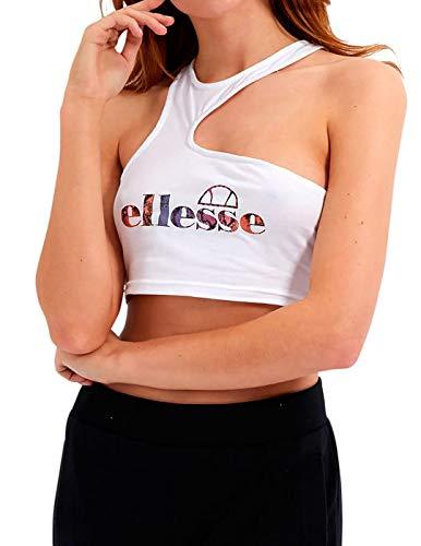 Ellesse Top Pippy Crop Vest Blanc pour femme -  Blanc -  XXS