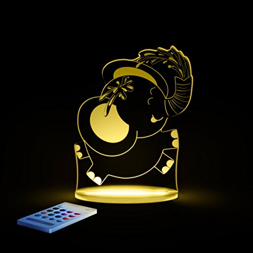 Aloka uknl-elephant–Nachtlicht für Babys