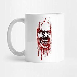 Llynice Aquí está Johnny 11 oz Taza de café