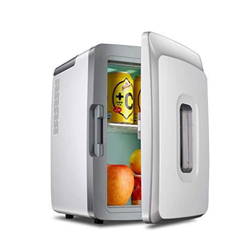 GONGFF Mini refrigerador 12L refrigerador de refrigeración pequeño para el hogar refrigerador...