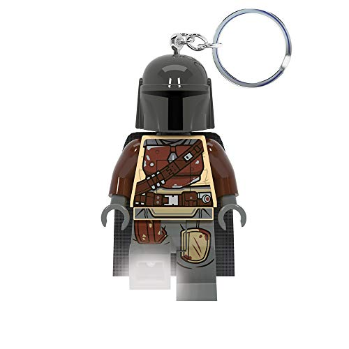IQ-Spiele Lego The Mandalorian Key Chain with / LED Light