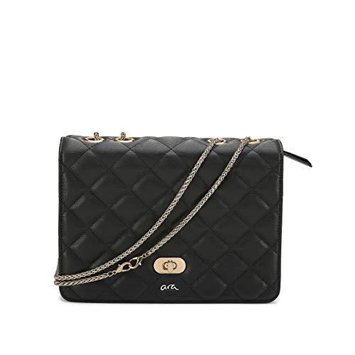 ARA 16-21114-50 Marnie - Bolso de mano para mujer, color negro