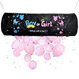 Gender Reveal Balloon Drop Bag Boy or Girl What...