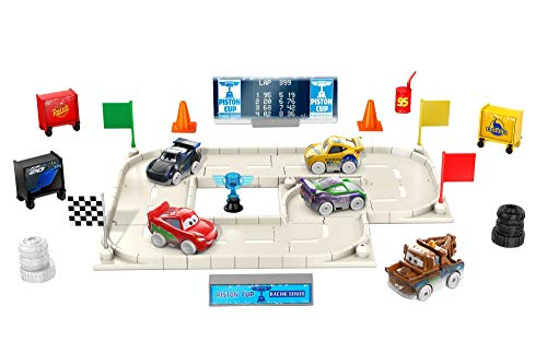 Disney Cars GPG11 Minis Adventskalender
