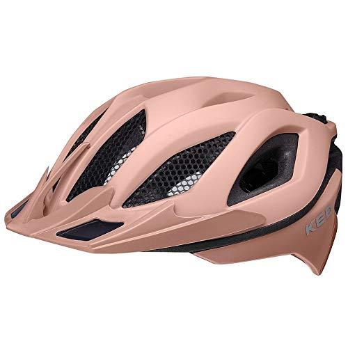 KED Spiri Two Helm Sand matt Kopfumfang L | 55-61cm 2021 Fahrradhelm