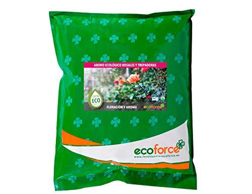 CULTIVERS ECO10F00156 Abono Especial Rosales y Trepadoras de 5 kg. Fertilizante ecológico...