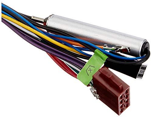Acv 1324–45Radio Cable de conexión para ISO Audi/Seat/Skoda/VW Fantasma