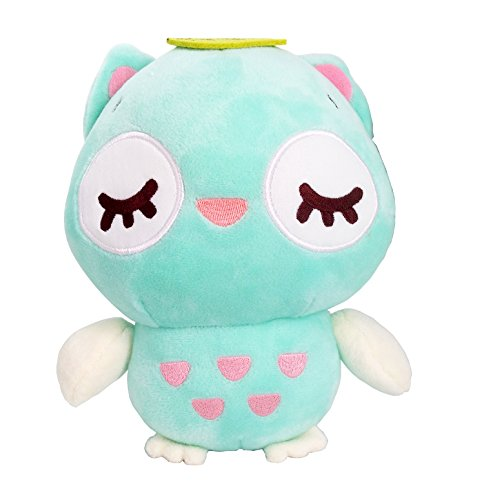 Garwarm Owl Stuffed Animals Plush Toy,Kawaii Plush Cuddly Toy Soft for Kids...