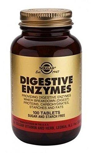 Solgar Enzimas Digestivas - 100 Comprimidos