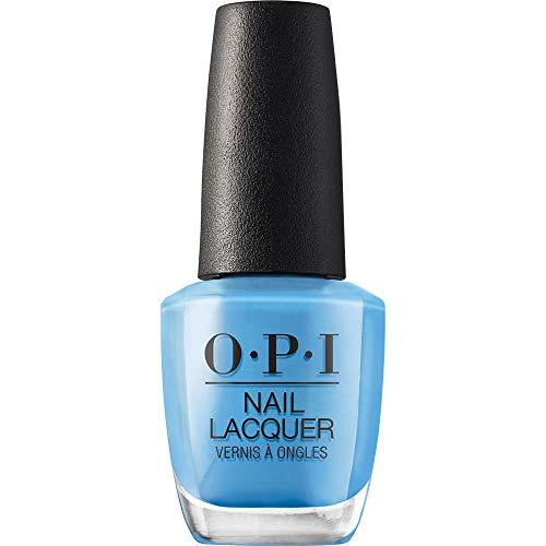 OPI - Vernis à Ongles - Nail Lacquer - Nuances de Bleu & Vert - No Room for the Blues - Qualité professionnelle - 15 ml