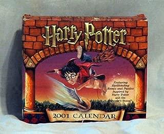 Best harry potter 2001 calendar Reviews
