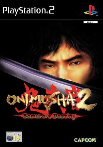 Capcom Onimusha 2: Samurai's Destiny, PS2