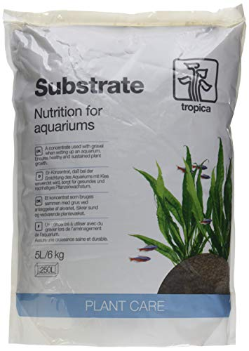 Tropica Substrate 5l/ 6Kg Nutritions for Aquariums