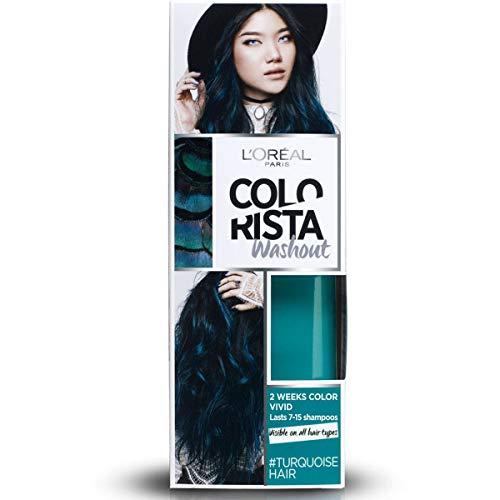 L'Oréal Paris Colorista Coloración Temporal Colorista Washout - Turquoise Hair