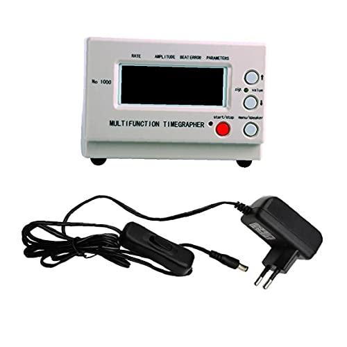 NiceJoy Zeitwaagen Mechanische Uhr Timing-Maschine Multifunktions-Tester LCD-Anzeige Kalibrierung Reparatur-Tools