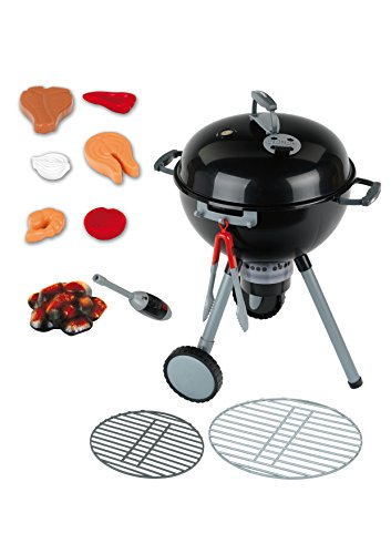 Theo Klein - Weber Kettle Barbecue Premium Toys For Kids Ages 3 Years & Up