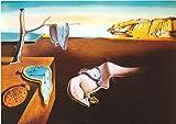 Dali, Salvador - Persistence of Memory - Kunstposter Druck