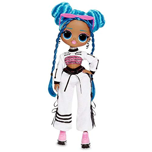 LOL Surprise OMG Chillax Fashion Doll - Dress Up Doll Set with 20 Surprises for GIrls and Kids 4+