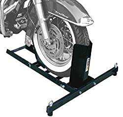 motorcycle trailer chock
