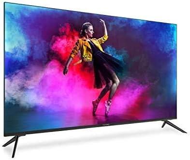 T/él/éviseur Kiano SlimTV 58 Classe /énerg/étique A SmartTV, 4K UHD, 147 cm PVR, Dolby Audio, Triple HDMI, 8.5 ms, LED, Direct LED, HD Multimedia USB