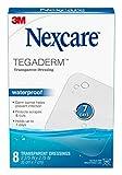 Nexcare Tegaderm Medicazione trasparente impermeabile, flessibile e traspirante, Incisioni...