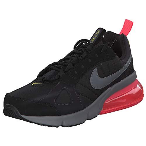 Nike Herren Air Max 270 Futura Laufschuhe, Schwarz (Black/Cool Grey/Oil Grey/Hot Punch 007), 45.5 EU