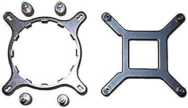 TT Racing Intel 1366 1150 1151 1155 Socket Soporte de Montaje Kit para Corsair Hydro Water Series para H80I VW, H100I V2, H115I INTELB