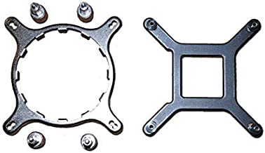 Intel 1366 1150 1151 1155 Socket Mounting Bracket Kit for Corsair Hydro Water Series for H80I VW,H100I V2,H115I INTELB