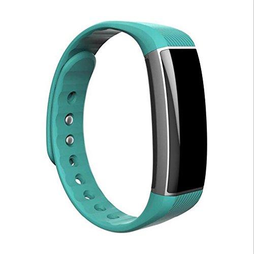 LL-Braccialetto intelligente del braccialetto del passometro di Smartband del braccialetto di sonno di frequenza cardiaca del braccialetto per il braccialetto di androide di IOS