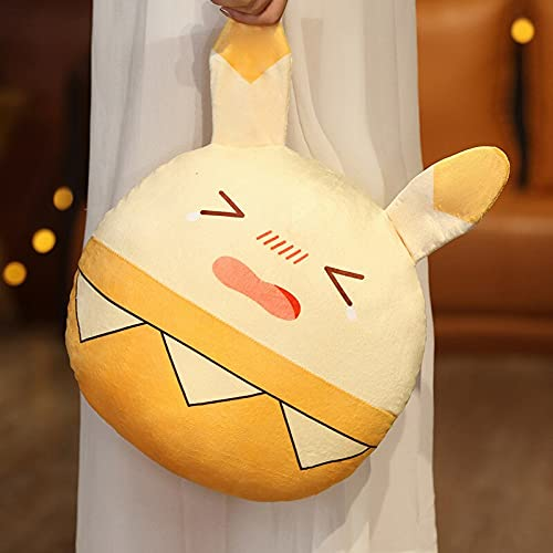 Peluches Kawaii Klee's Bomb Anime Game Genshin Impact Peluches Disfraces Accesorios Colgantes para Niños Regalos