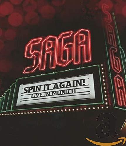 Saga - Spin It Again - Live in Munich [Blu-ray]
