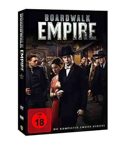 Boardwalk Empire - Die komplette zweite Staffel [5 DVDs]