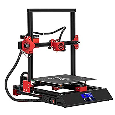 Winice 3D Printer M08 with Resume Print, Removable Build Surface Plate, Metal Frame FDM DIY Printers 3D 250x250x270mm (Black)