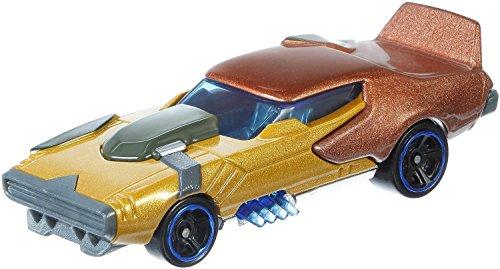 Hot Wheels Star Wars Character Car, Kanan (Rebels)