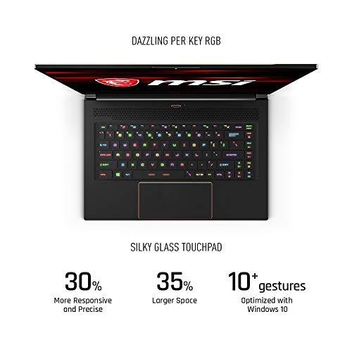 Compare MSI GS65 Stealth-002 (GS65 Stealth-002) vs other laptops