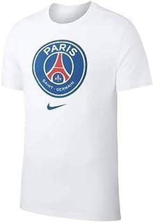 5e24064a4c Nike PSG M NK Tee Evergreen Crest T- T-Shirt Homme