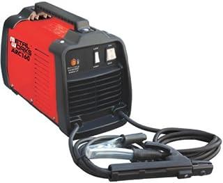 METALWORKS soldador electrodos ARC-160 100-150 A para Ø2 y Ø 3.25 mm