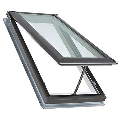 "VELUX VS C04 2004 Skylight, 21 1/2"" W x 38 3/8"" H Fresh Air-Venting Deck-Mount w/Laminated LowE3 Glass"